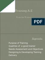 Train the Trainer Power Point Presentation