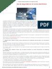 Decálogo de Medidas de Seguridad en El Correo Electrónico