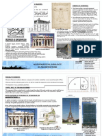 Mathematical Analogy - a theory of architecture