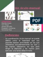 Coordinación Óculo Manual