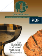 Vol 22 No 3 Fall 2002Fall 2002 Quarterly Review - Theological Resources for Ministry
