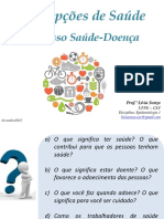 AULA 3_Concepcoes de Saude Processo Saude Doenca