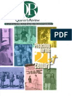 Fall 2004 Quarterly Review - Theological Resources for Ministry