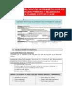 Anexo Evaluacion Primaria y Secundaria Entra en Examen