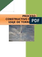 Proceso Constructivo en Torretas