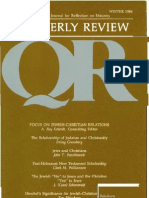 Winter 1984-1985 Quarterly Review - Theological Resources for Ministry