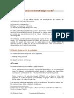 Present Ac i on Trabajo Escrito