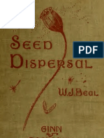 (1898) Seed Dispersal