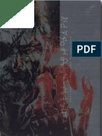 Metal gear solid V the phamptom pain - especial edition artbook.pdf