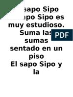 El Sapo Sipo