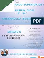 Unidad 5- Desarrollo Sust.