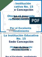 Modelo Diploma Zaida
