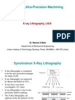 2. RGM 3 X-ray and Focused Ion Beam Nanolithography