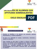 Deteccion de Alumnos AS