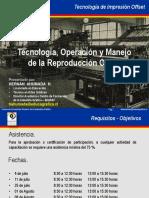 1. Tecnología de Impresión Offset
