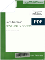 Seven Silly Songs