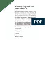 2.- Funciones y Composicion de Un Grupo Hidraulico