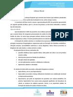Nefrologia Resumo Litiase Renal TSRS 20160323