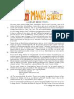 Mango Street - actividades