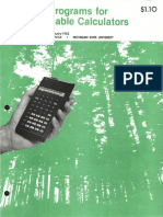 Forestry TI-59 e1601-1982
