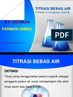 141268496 Titrasi Bebas Air