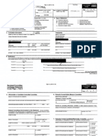 Keep Alameda Schools Excellent Form 460 Filing January 2010