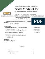 Informe 11 Del Laboratorio de Fisica III