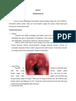 Tipus Tonisilitis Fix