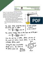 machine design Assign-2 Failure Analysis SOL R