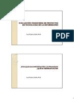 Sesion 1 y 2. Funcion Financ y Creac de Valor