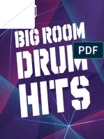 Cr2 - Big Room Drum Hits