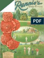 (1916) Rennie's Seed Annual (Catalogue)