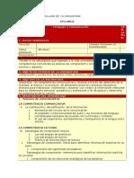 2 Syllabus de Lenguaje y Comunicación Nuevo.do Cx