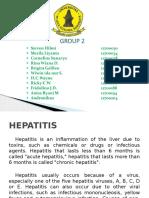 Group 2 (Hepatitis)