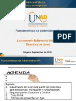 Presentacion Encuentro de Fundamentos SEGUNDO