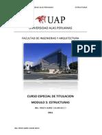 UNI Alas Peruanas Modulo Estructuras