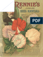(1920) Rennie's Seed Annual & Garden Guide for 1920 (Catalogue)