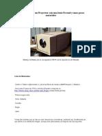 Como Construir Un Proyector Con Una Lente Fresnel y Unos Pocos Materiales