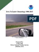 Iowa tornado data (1980-2015)
