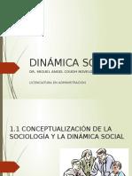 Dinamica Social y Sociologia(2)