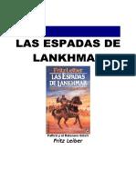 Leiber, Fritz - FR5, Las Espadas de Lankhmar