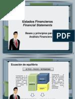 Estados Financieros
