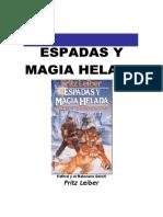 Leiber, Fritz - FR6, Espadas y Magia Helada