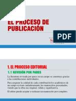 El Proceso de Publicacion Apa
