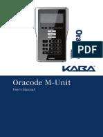 Oracode m Unit Pk3579