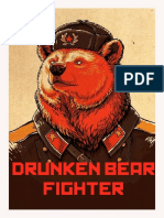 Drunken Bear Fighter