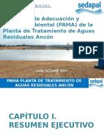 PAMA -PTAR Ancón