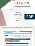 PLMmedicamentos actividad 8