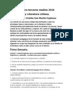 Red de Contenido Lenguaje y Literatura Chilena 2016 (1)