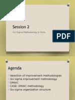 Session 13(Six Sigma-2)